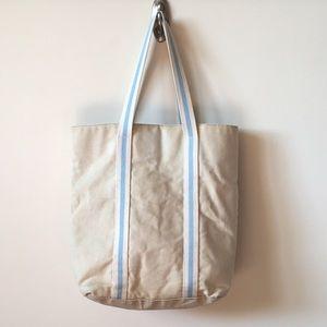 GAP canvas tote bag